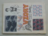 Ateliér pro služby ženám č. 70 květen - Vzory na pletení a háčkování
