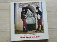 Baran, Staňková - Lidové kroje Slovácka (33 listů s popisem)