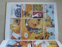 Derib + Job - Jakari a velký orel (1992)
