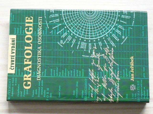 Jeřábek - Grafologie - Diagnostika osobnosti (2001)