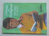 Kolekce ateliéru květen č. 69 - Pleteme a háčkujeme pro děti 6-12 let