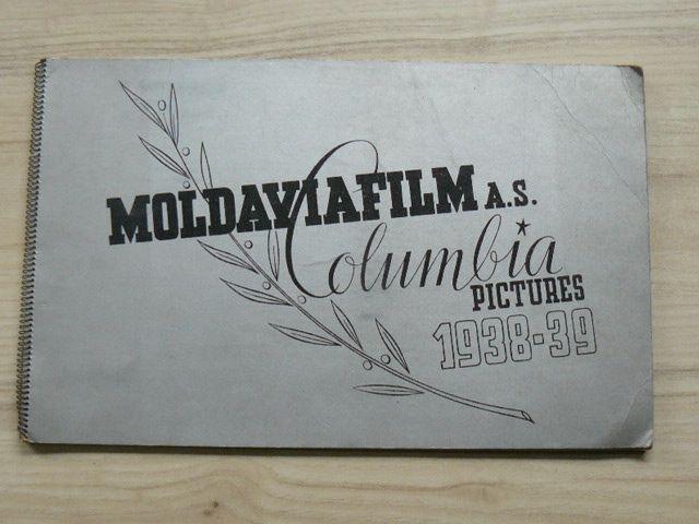 Moldaviafilm a.s. Columbia Pictures 1938-39 - Seznam filmů, katalog biografu