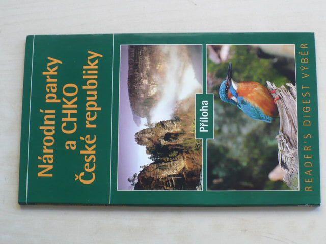 Národní parky a CHKO České republiky - Příloha (2010)