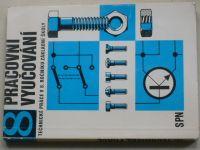 Pracovní vyučování 8 - Technické práce v 8. ročníku základní školy (1983)