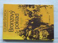 Štorch - Bronzový poklad (1988) il. Burian
