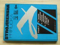Strojírenská příručka - Svazek 5 (1994) Technika konstruování, Tech.dokumentace, Části strojů a přev