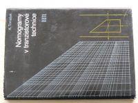 Tomášek - Nomogramy v tranzistorové technice (SNTL 1971)