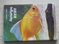 Zukal - Akvarijní ryby (1976)