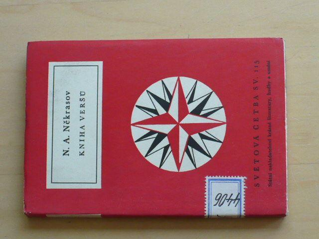 Někrasov - Kniha veršů (1956)