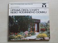 Beránek - Úprava okolí chaty nebo rodinného domku (1979)