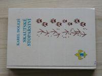 Dolejš - Skautské stopařství (1991) Junácká edice