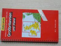 Euro Pocketatlas 1 : 800 000 Großbritannien und Irland (nedatováno) německy