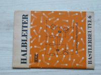 Halbleiter - SI - Miniplasttransistoren - Bastelrbeutel 6 (1981)