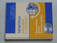 Němčina? Jednoduše s cédéčkem! (2005) + 2 audio CD