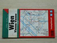 Stadplan - 1 : 20 000 - Wien (1990)