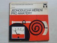 Šulc - Jednoduchá měření pro amatéry (1973)