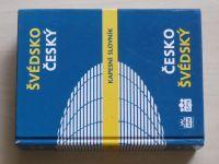 Švédsko-český/Česko-švédský kapesní slovník (1999)