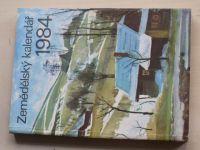 Zemědělský kalendář 1984 (1983)