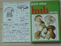 Mini atlas hub (Pressfoto 1984) 13 listů v obálce