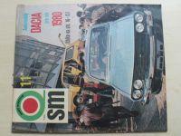 Svět motorů 1-52 (1980) ročník XXXIV. (chybí čísla 1-10, 42 čísel)