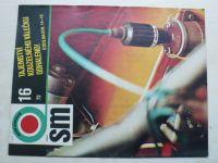 Svět motorů 16 (1973) ročník XXVII.