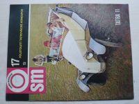 Svět motorů 17 (1973) ročník XXVII.