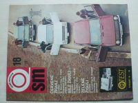 Svět motorů 18 (1973) ročník XXVII.