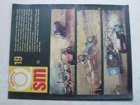Svět motorů 19 (1973) ročník XXVII.