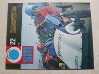 Svět motorů 22 (1973) ročník XXVII.