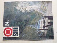 Svět motorů 24 (1973) ročník XXVII.