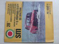Svět motorů 28 (1975) ročník XXIX.