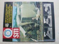 Svět motorů 46 (1973) ročník XXVII.