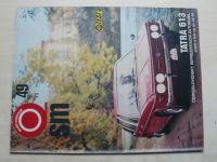 Svět motorů 49 (1973) ročník XXVII.