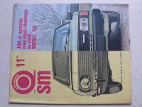 Svět motorů 1-52 (1985) ročník XXXIX. (chybí čísla 1-10, 19, 41 čísel)
