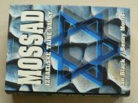 Black, Morris - Mossad - Izraelské tajné války (2001)
