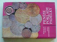 Hlinka, Radoměrský - Peníze, poklady, padělky (1975)