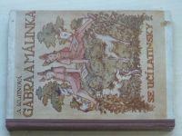 Kutinová - Gabra a Málinka se učí latinsky (1946)