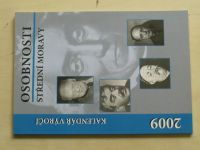 Osobnosti střední Moravy - Kalendář výročí 2009