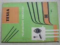 TESLA - Polovodičové součástky (1979)