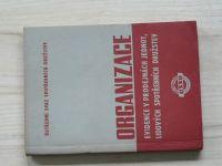 Zedník - Organizace evidence v prodejnách Jednot, lidových spotřebních družstev (1958)