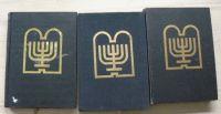 1. Starý zákon -  Genesis, 2. Exodus-Leviticus, 3. Numeri-Deuteronomium (1968 - 1975) 3 knihy