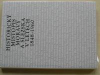 Historický místopis Moravy a Slezska v letech 1848-1960 (1990) svazek XII
