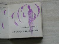 Jindřich Hořejší - Korálový náhrdelník (1961)