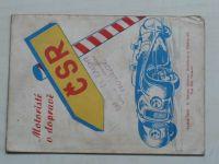 Motoristé v dopravě ČSR (nedatováno)