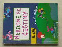 Nebojme se češtiny - II. díl - 7., 8. ročník (1993)