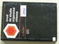 Pacák - Úvod do studia organické chemie (SNTL 1982)