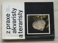 Z praxe akvaristy a teraristy (ČSCHDZ Praha 1969)