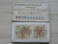 Fastrovy automapy 1 : 300 000 - Severovýchodní Čechy