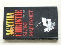 Agatha Christie - Sloni mají paměť (1994)