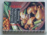 Domácí čínská kuchyně - Obrazová kuchařka Panoramy - Předkrmy, saláty, ryby, drůbež (1988)